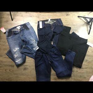 Maternity Jeans/ Leggings